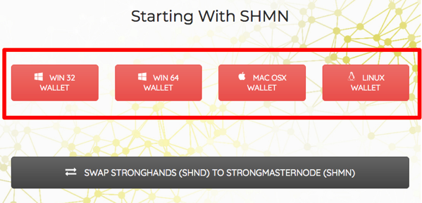 Masternodes StrongHands™ The Official Site of the StrongHands Coin™